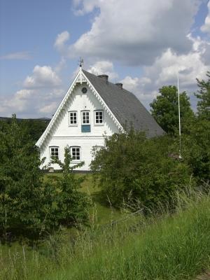 Altes Land - weiße Höfe