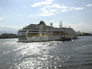 MS Hamburg in Hamburg
