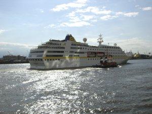 MS Hamburg in Hamburg